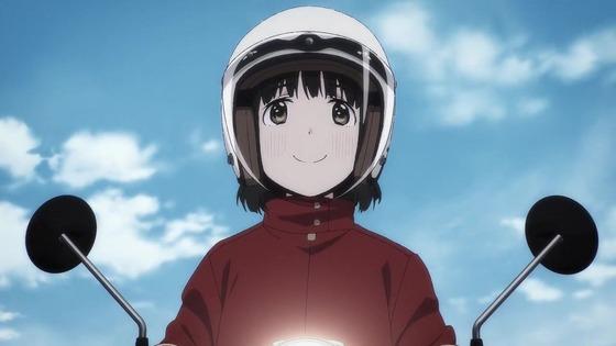 「スーパーカブ」12話 最終回感想 (177)