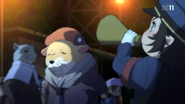 「ハクメイとミコチ」11話 (4)
