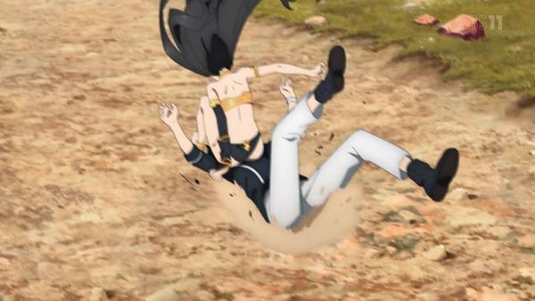 「FateGrand Order 絶対魔獣戦線バビロニア」FGO 1話感想 (28)