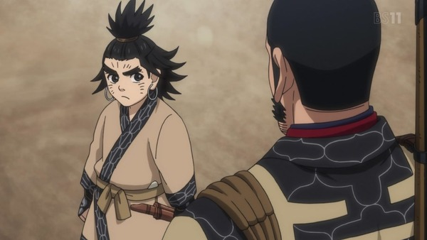 「ゴールデンカムイ」15話(2期 3話) (73)