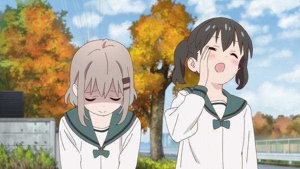 「ヤマノススメ サードシーズン」(3期)4話感想 (13)