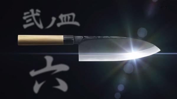 「食戟のソーマ 弐ノ皿(2期)」6話 (1)