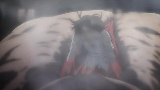 「進撃の巨人」65話(4期 6話)感想  (82)