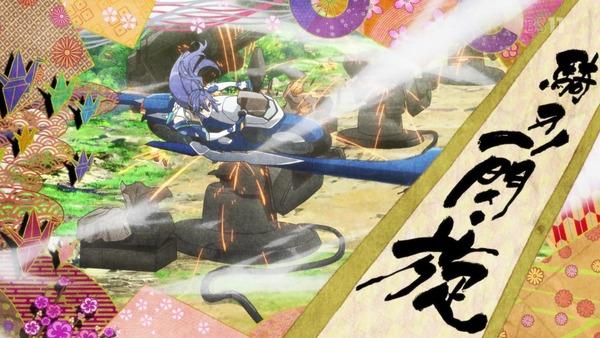 「戦姫絶唱シンフォギアAXZ」4期 1話 (8)
