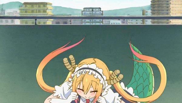 「小林さんちのメイドラゴン」 (4)