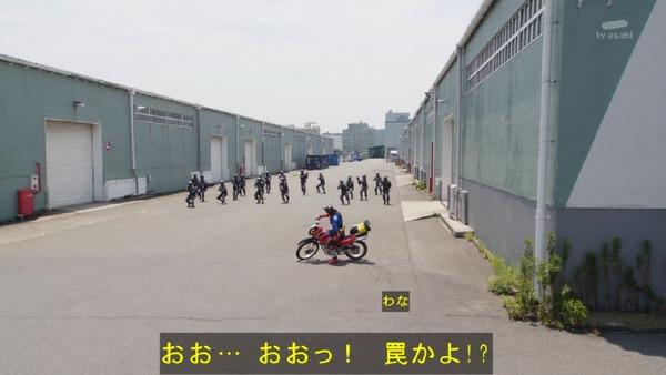 「仮面ライダービルド」2話 (25)