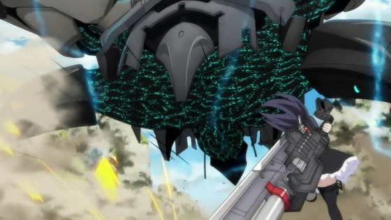 「アサルトリリィ BOUQUET」3話感想 画像  (34)
