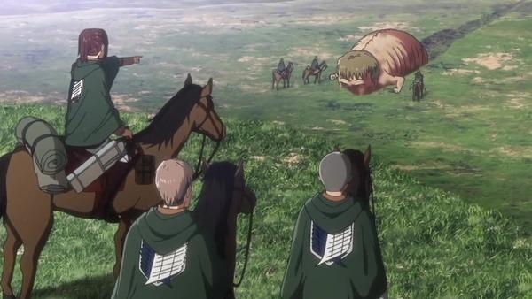 「進撃の巨人」59話感想 (102)
