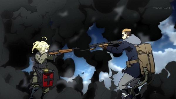 「幼女戦記」11話 (18)