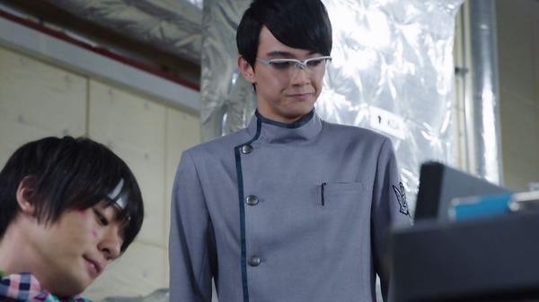「仮面ライダービルド」12話 (3)