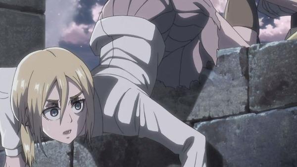 「進撃の巨人 Season2」30話 (29)