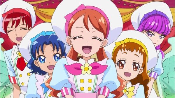 「キラキラ☆プリキュアアラモード」8話感想 キラパティオープンに向けて5人が奔走!長老の人間姿もお披露目!!(画像)