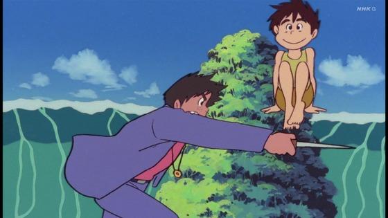 「未来少年コナン」第19話感想 画像  (139)