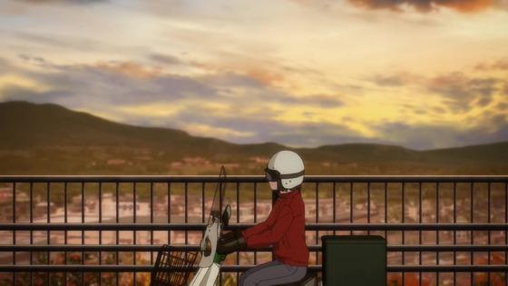 「スーパーカブ」9話感想 (94)