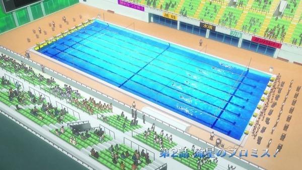 「Free! Dive to the Future」3期 2話感想 (4)