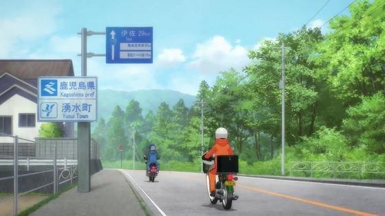 「スーパーカブ」12話 最終回感想 (134)