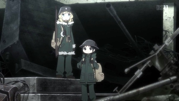 「少女終末旅行」10話 (28)