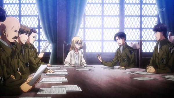 「進撃の巨人 Season3」(3期 11話)48話感想 (5)