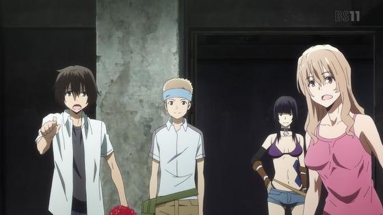 「グレイプニル」第8話感想 (5)