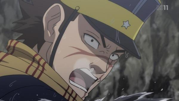 「ゴールデンカムイ」2話 (120)
