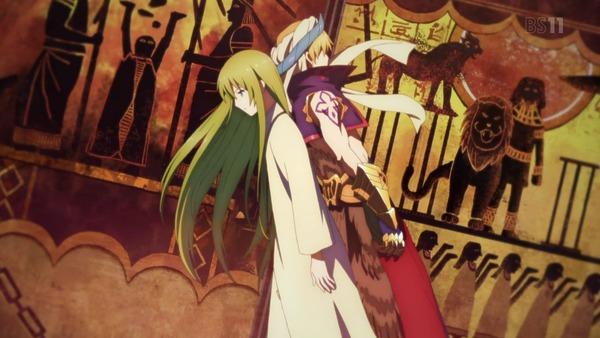 「FateGrand Order 絶対魔獣戦線バビロニア」FGO 1話感想 (43)
