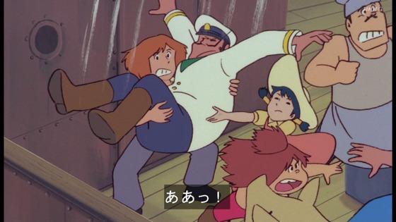 「未来少年コナン」第26話感想(実況まとめ)画像 (119)