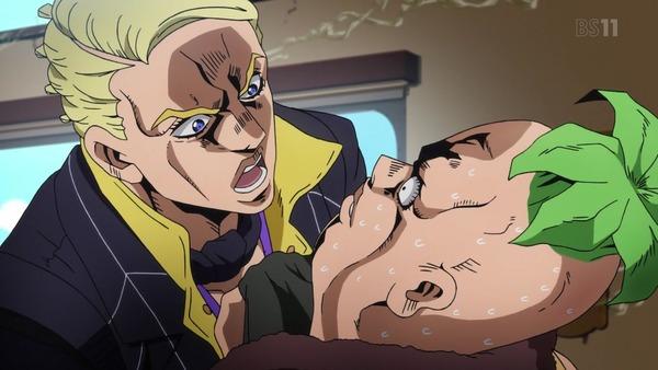 「ジョジョの奇妙な冒険 5部」15話感想 (24)