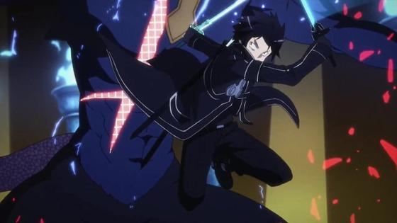 「SAO ソードアート・オンライン」9話感想 (111)