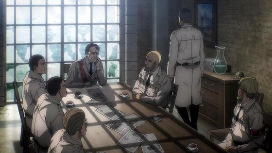 「進撃の巨人 The Final Season」61話(4期 2話)感想画像  (5)