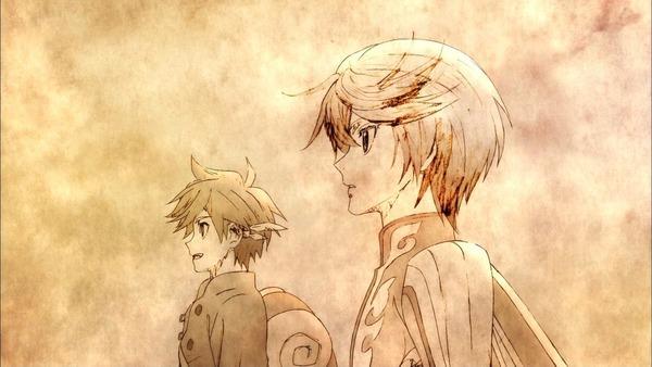 「テイルズ オブ ゼスティリア ザ クロス」4話 (1)