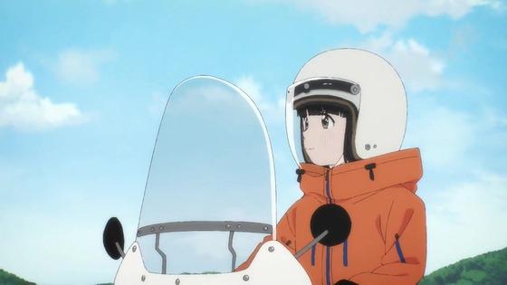 「スーパーカブ」12話 最終回感想 (98)