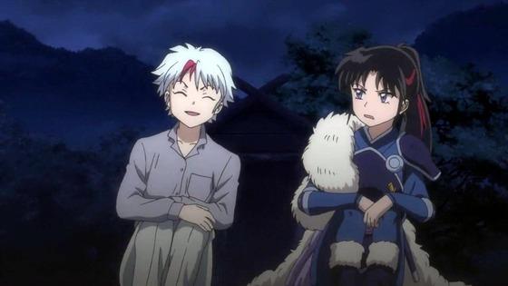 「半妖の夜叉姫」第11話感想 画像 (89)