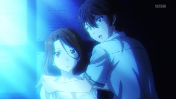 「この世の果てで恋を唄う少女YU-NO」8話感想 (4)