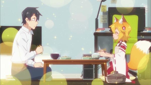 「世話やきキツネの仙狐さん」1話感想 (36)