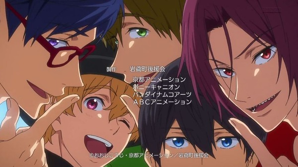 「Free! Dive to the Future」3期 1話 (82)