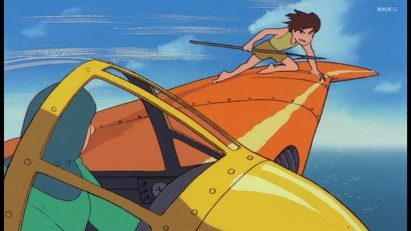 「未来少年コナン」第1話感想 画像 (140)