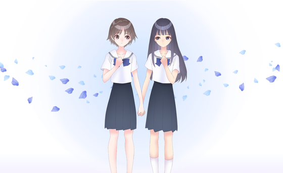 BLUE REFLECTION RAY澪
