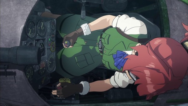 「荒野のコトブキ飛行隊」5話感想 (29)