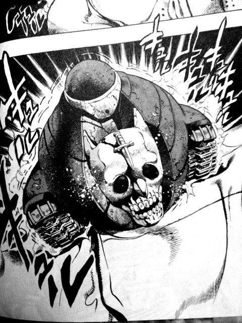 ジョジョの奇妙な冒険 (6)