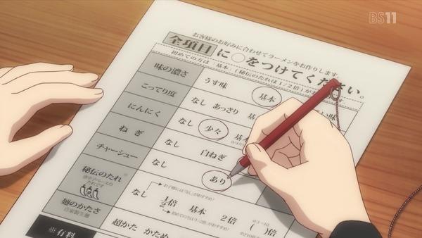 「ラーメン大好き小泉さん」3話 (23)