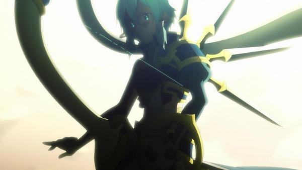 「SAO  アリシゼーション」2期 12話感想 (39)