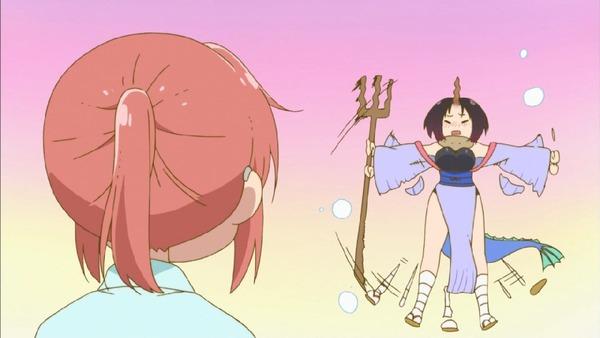 「小林さんちのメイドラゴン」8話 (34)
