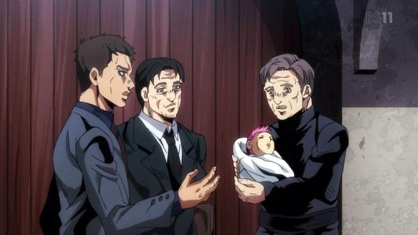 「ジョジョの奇妙な冒険 5部」26話感想 (8)