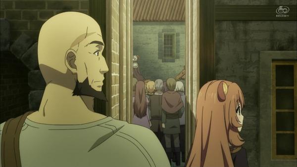 「盾の勇者の成り上がり」3話感想 (26)