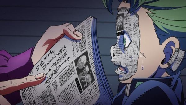 「ジョジョの奇妙な冒険」14話 (32)