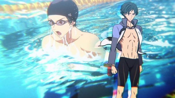 「Free! Dive to the Future」3期 1話 (16)