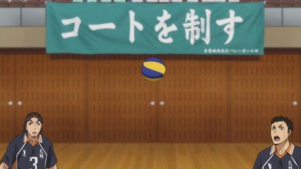 「ハイキュー!! セカンドシーズン」23話 (15)