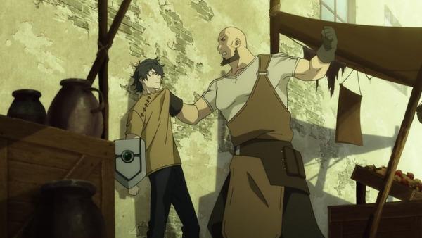 「盾の勇者の成り上がり」1話感想 (66)
