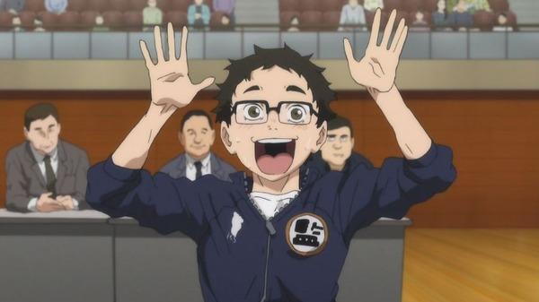 「ハイキュー!! 烏野高校VS白鳥沢学園高校」 (98)
