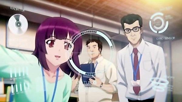 「planetarian~ちいさなほしのゆめ~」1話 (1)